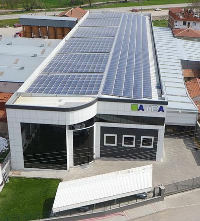 ATEA Ambalaj Fabrikası GES