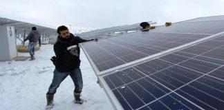 Bayburt Belediyesi Güneş Enerji Santrali