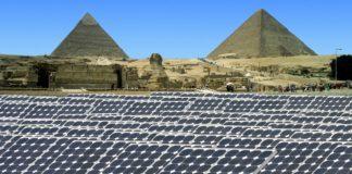 Mısır Dünyanın En Büyük Güneş Santralini