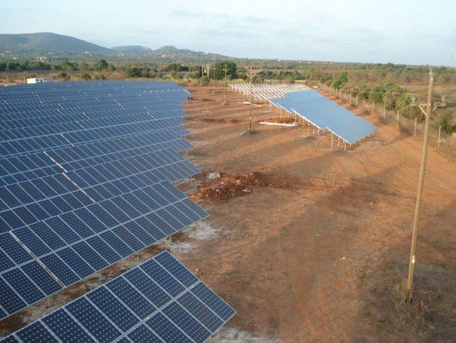 Mallorca Güneş Santrali Projesi