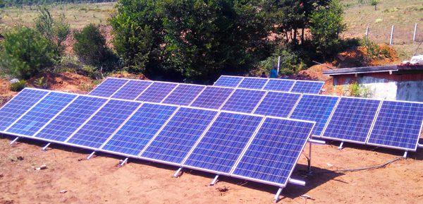 Yalova Armutlu Solar Sulama Projesi