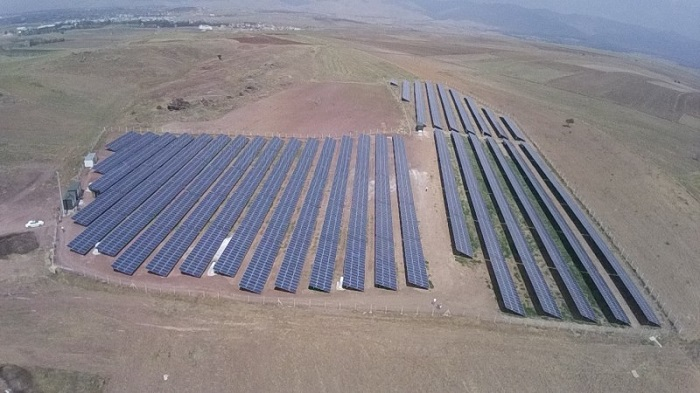 Afyon 2.000 kWp GES