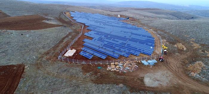Afyonkarahisar 1.041 kWp GES