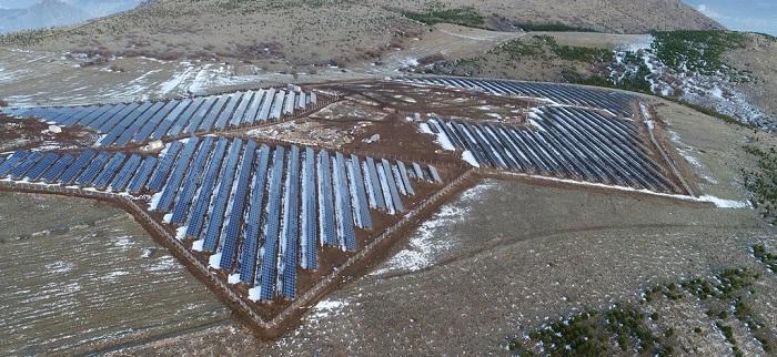 Amasya 4.597 kWp GES