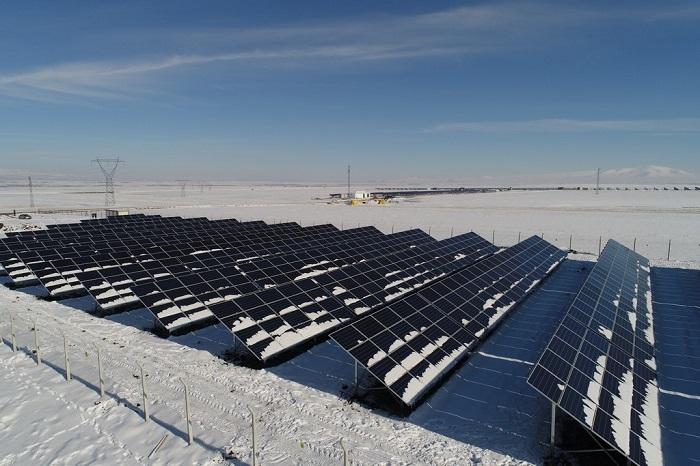 Kars 2.530 kWp GES