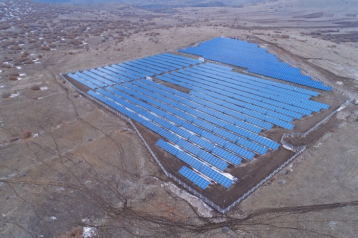 Kurşunlu 1.934 kWp GES