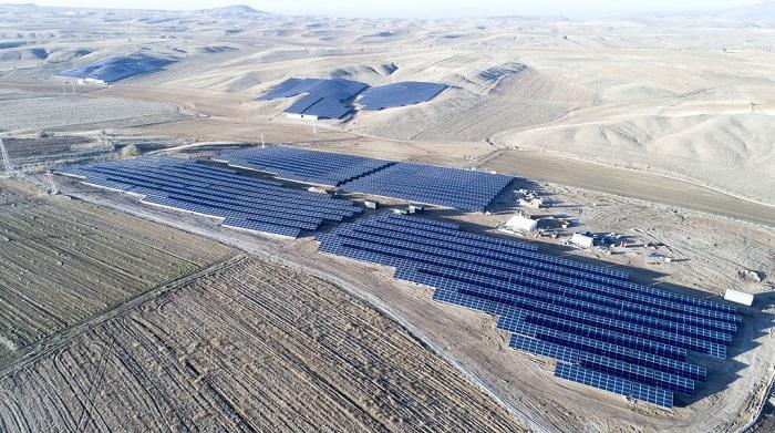 Nevşehir 4.208 kWp GES