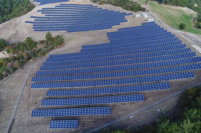 Osmaniye 5.400 kWp GES