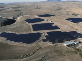 SOLAR POWER GES