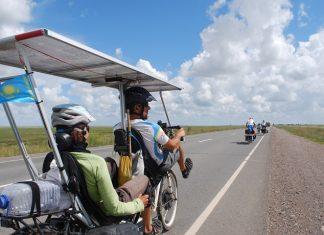 Güneş Enerjili Bisikletliler