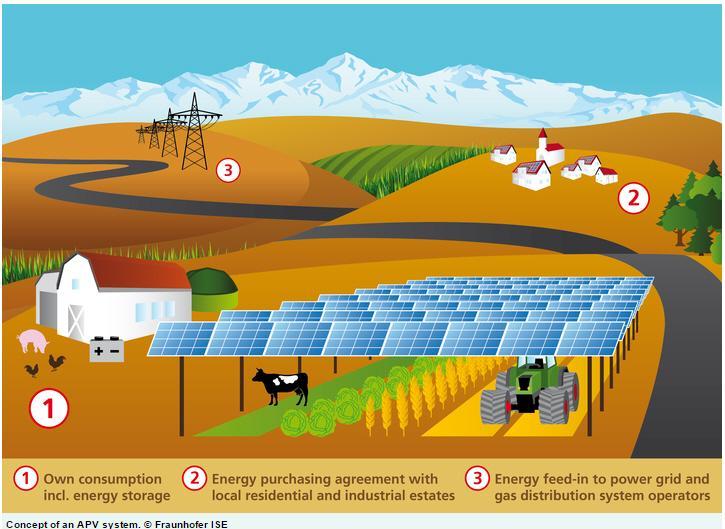 Solar Concentrator Photovoltaic