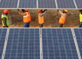 Suudi Arabistan Güneş Enerjisini