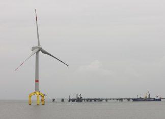 Türkiye'nin ilk Offshore Rüzgar Santrali