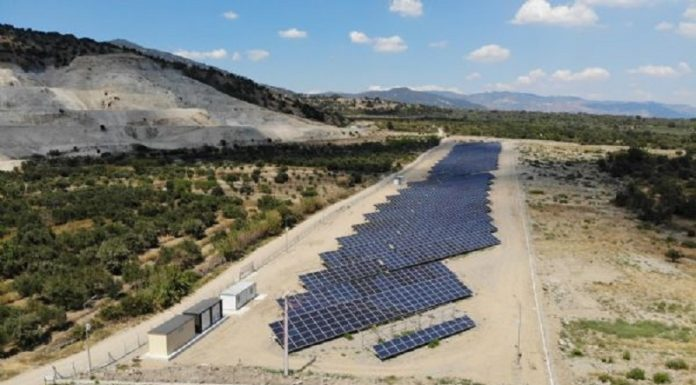 kuyucak belediyesi güneş santrali