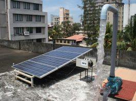 Hayvanların İçme Suyu Güneş ve Rüzgar Enerjisinden Geliyor