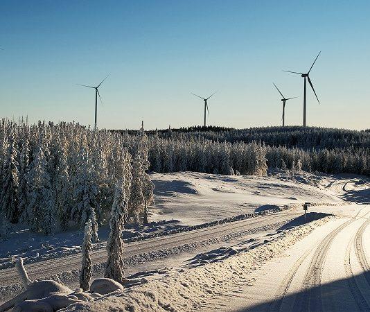 İsveçte Rüzgar Enerjisi