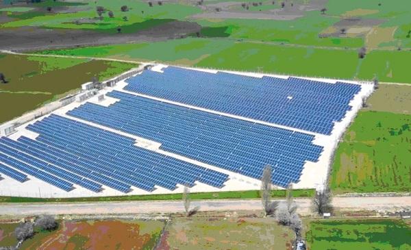 Antalya 624 kWp GES