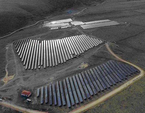 Nevşehir 8300 kWp GES