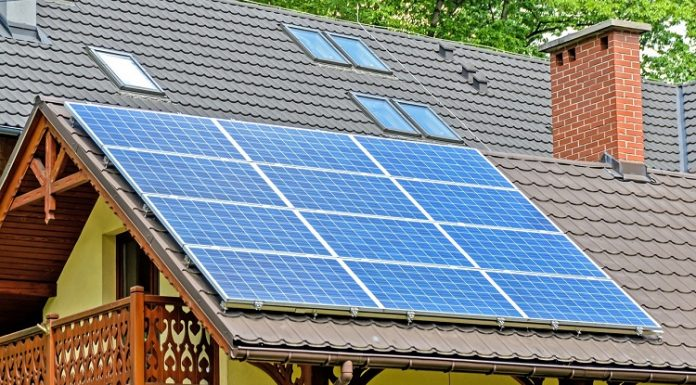 güneş enerjili çatılar