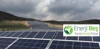 pursakların ilk güneş santrali
